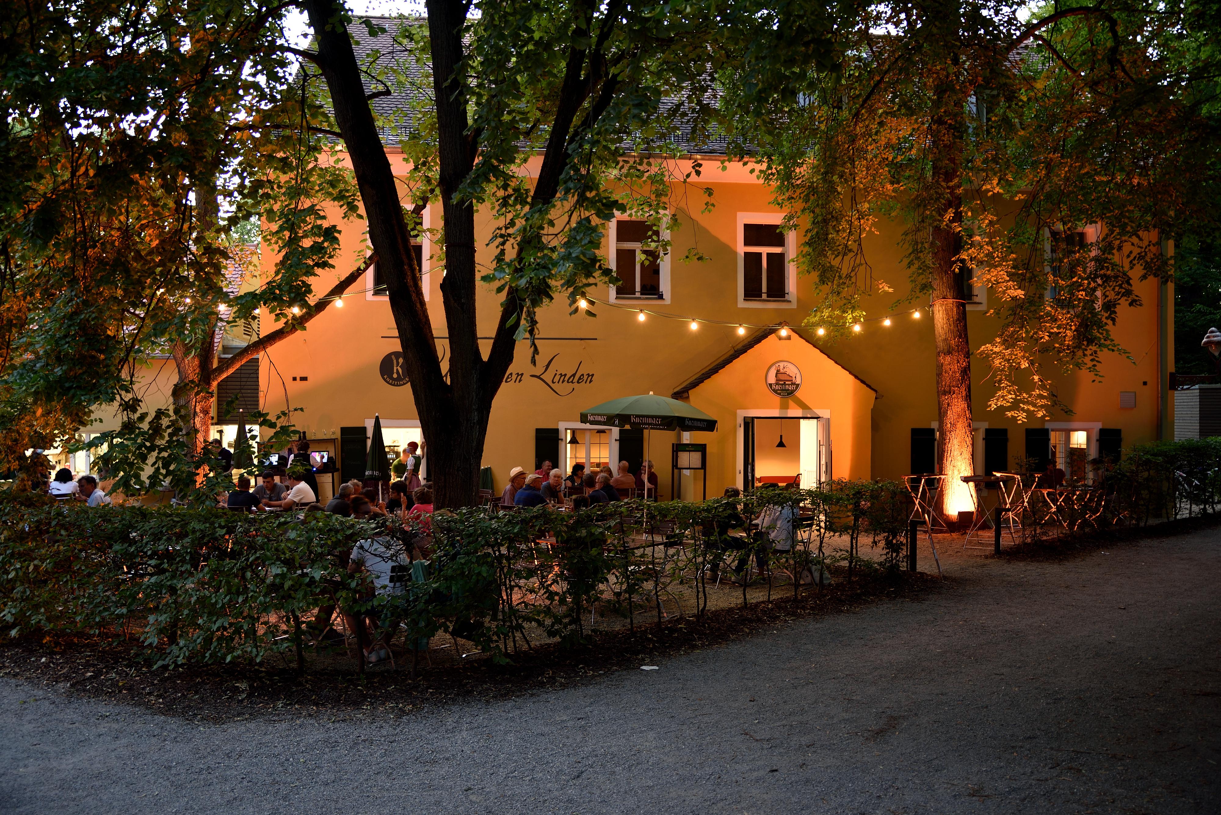 Unter Den Linden Brauereigaststatte Kneitinger